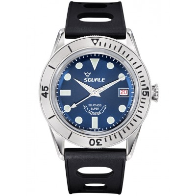 Squale Orologio SUB39 SuperBlue