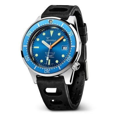 Squale 1521 ocean blu lucido