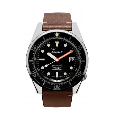 Squale 1521 classic leather