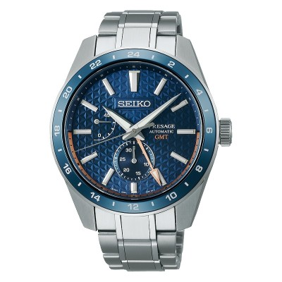Seiko SPB217J1 Sharp Edge GMT