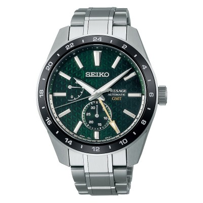 Seiko SPB219J1 Sharp Edge GMT