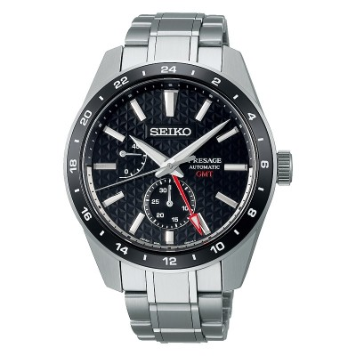 Seiko SPB221J1 Sharp Edge GMT