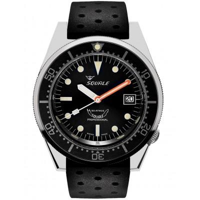 Squale 1521 Classic Black...