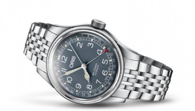 Oris Big Crown Pointer Date un ritorno al passato